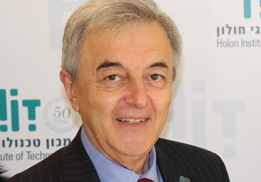 Prof. Eduard Yakubov (Credit: Courtesy)