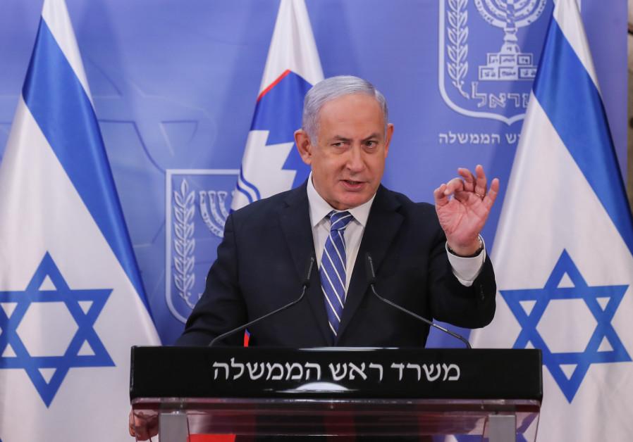 Netanyahu: Increased enrichment shows Iran seeks nuclear weapons