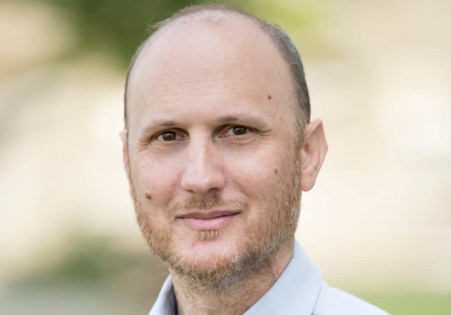 Head of quantum research in the Defense Ministry Defense Research and Development Tal David. (Photo credit: Ofir Rachbuch)