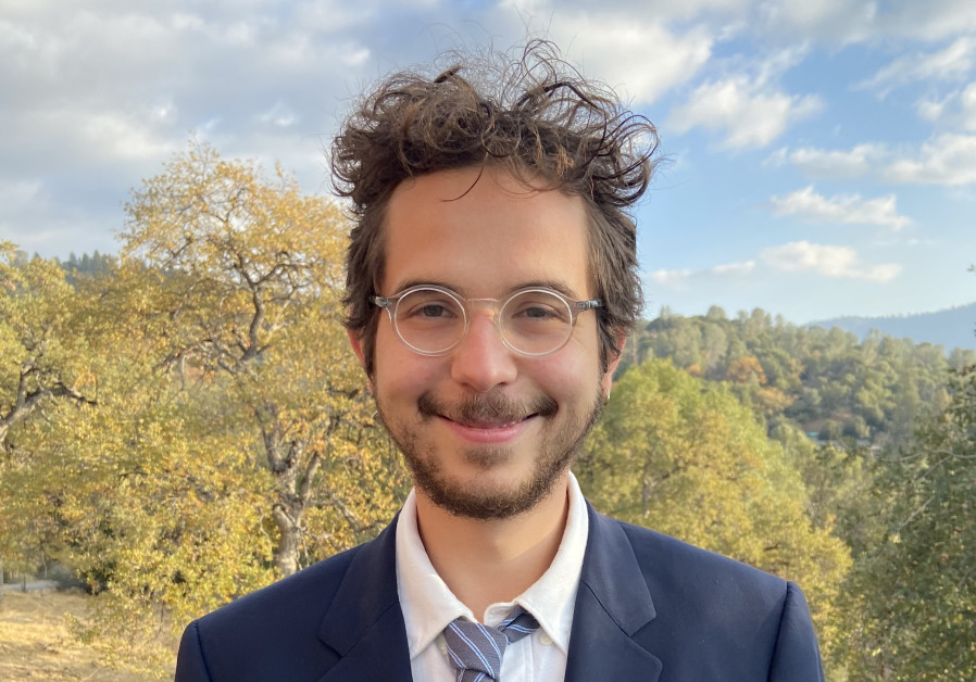 Eli Zuzovsky, 25, one of the Israeli winners of the Rhodes scholarship for 2021. (Credit: Rhodes Trust)