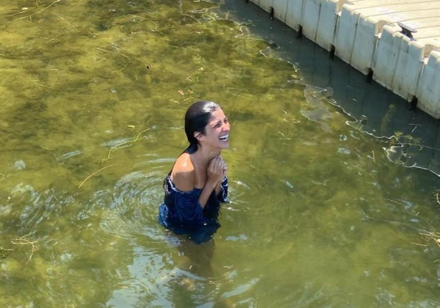 Alexa Rae Ibarra completes her conversion (COURTESY).