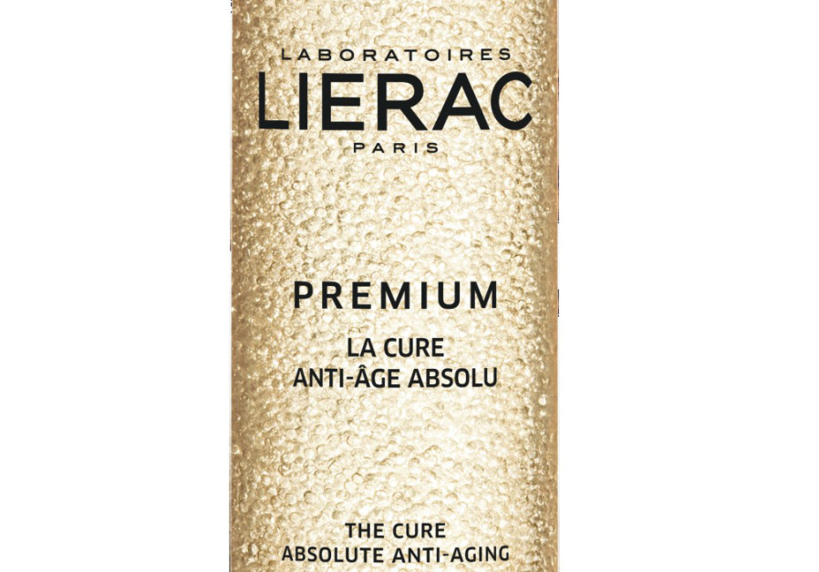 Lierac Paris's anti-aging premium La Cure Absolute. (Photo credit: Courtesy)