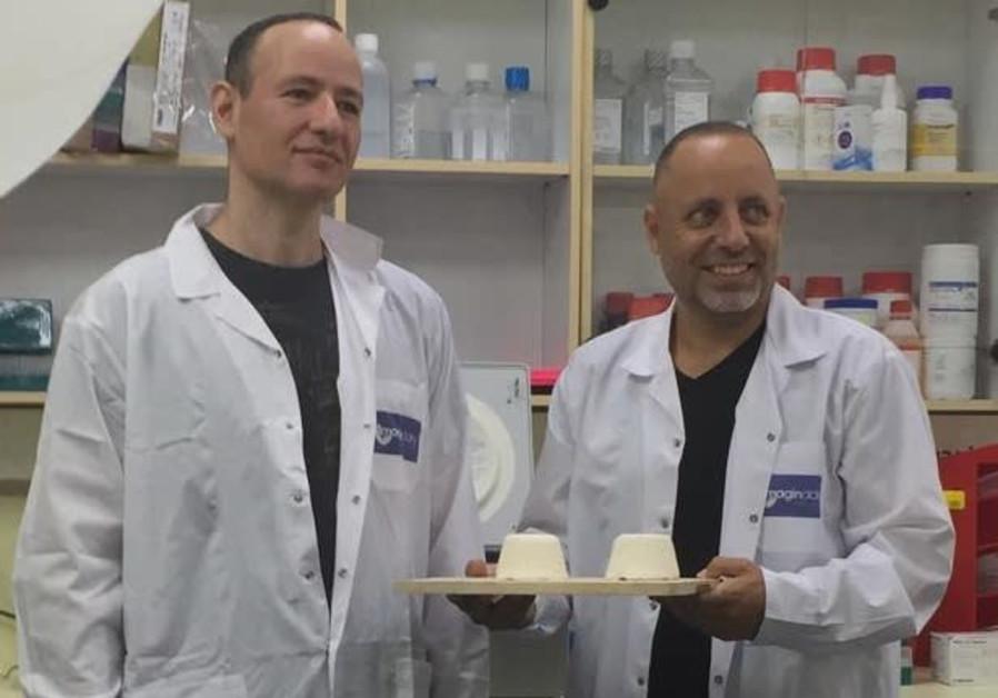 Prof. Tamir Tuller & Dr. Eyal Iffergan (Credit: Tel Aviv University)