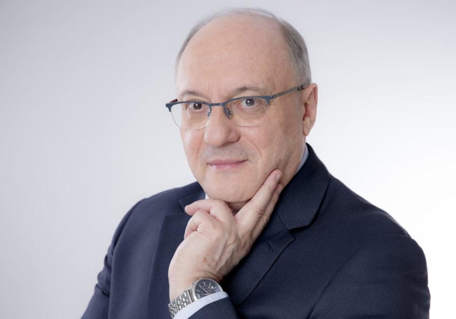 Bank Hapoalim chief economist Prof. Leo Leiderman. (Photo credit: Courtesy)