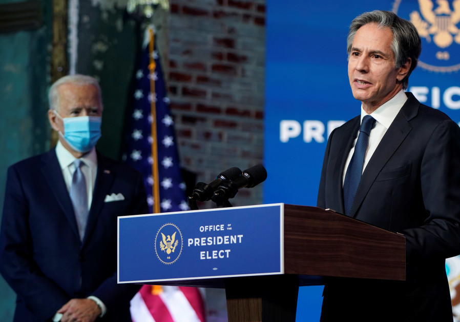 Top incoming Biden aides say no quick Iran deal - analysis