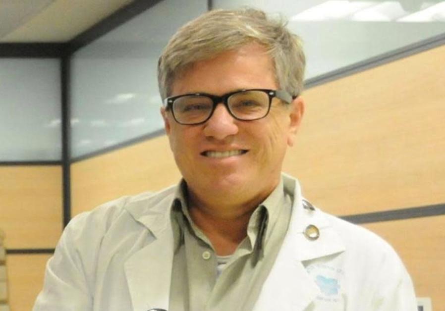 Prof. Nadir Arber (Credit: Ichilov Hospital)