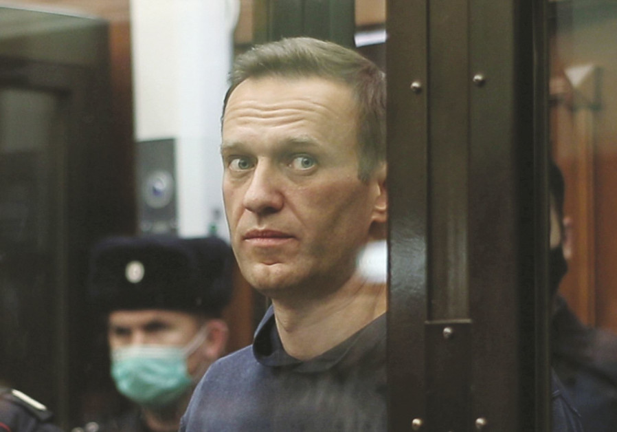 US sanctions for Navalny poisoning may come on Tuesday - sources
