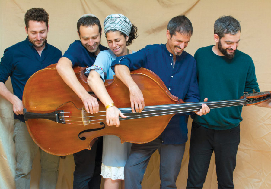 Jewish musicians rolling out year`s worth of spiritual healing songs`