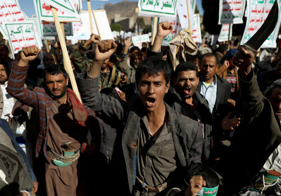 Marib escalation in Yemen is final Houthi push against government
