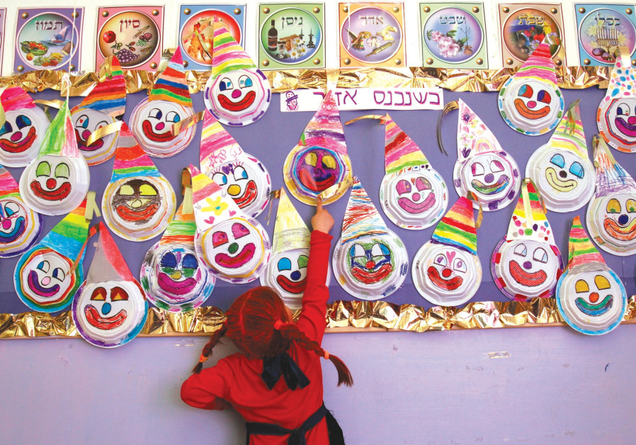 Purim is a time of giving: Some memories to get by