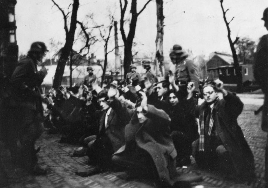 The Dutch February Strike: The organized civilian protest against the Nazis