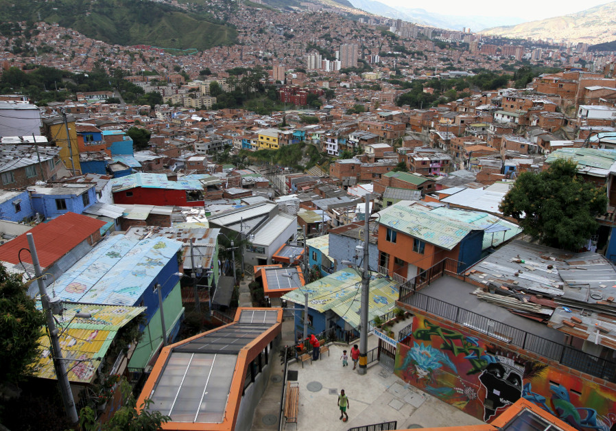 Israeli citizen murdered in Colombia by local criminals, police suspect