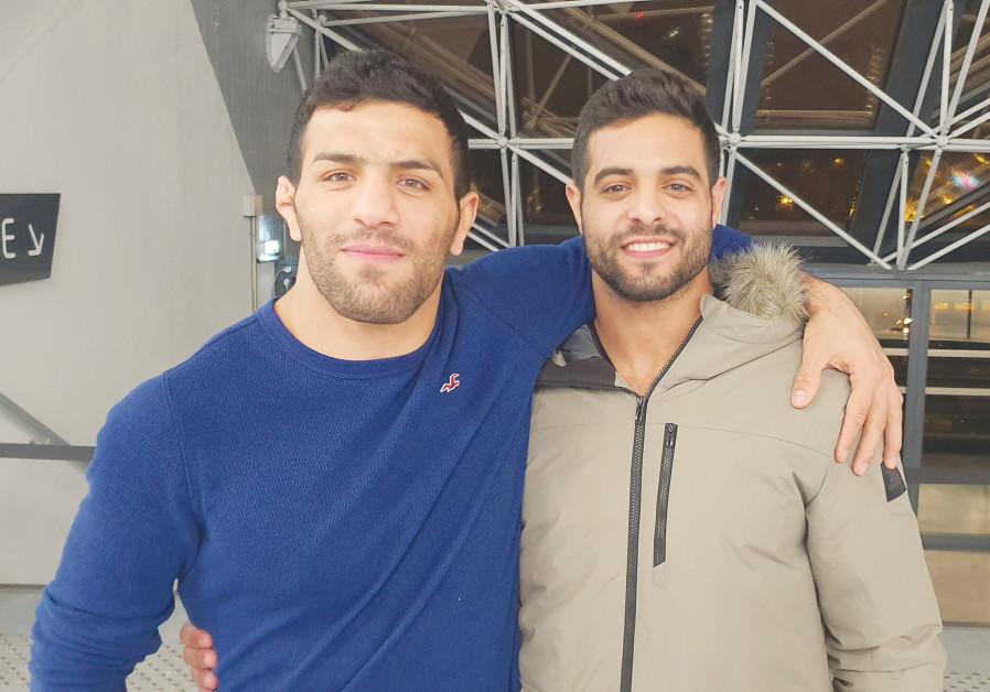 Iranian, Israeli judo bromance to be subject of US miniseries
