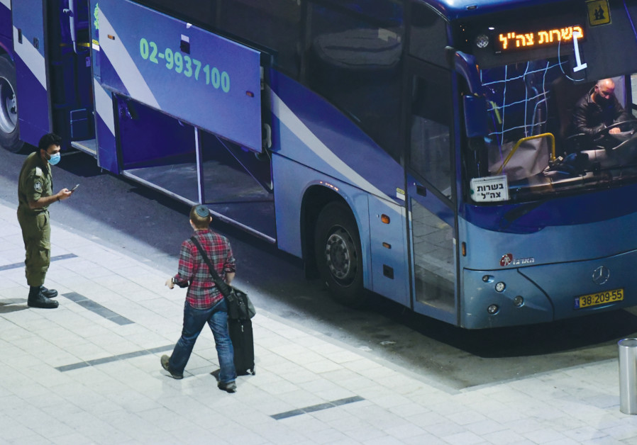 Israelis abroad suffer month of hell, courtesy of our gov't - opinion