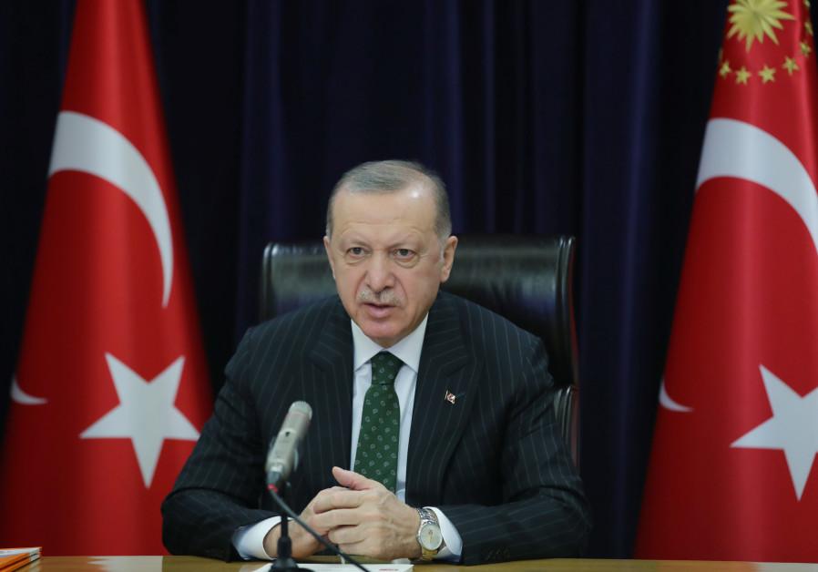 Radicalization of Turkey's schoolbooks shows Erdoan's grip on power increasing