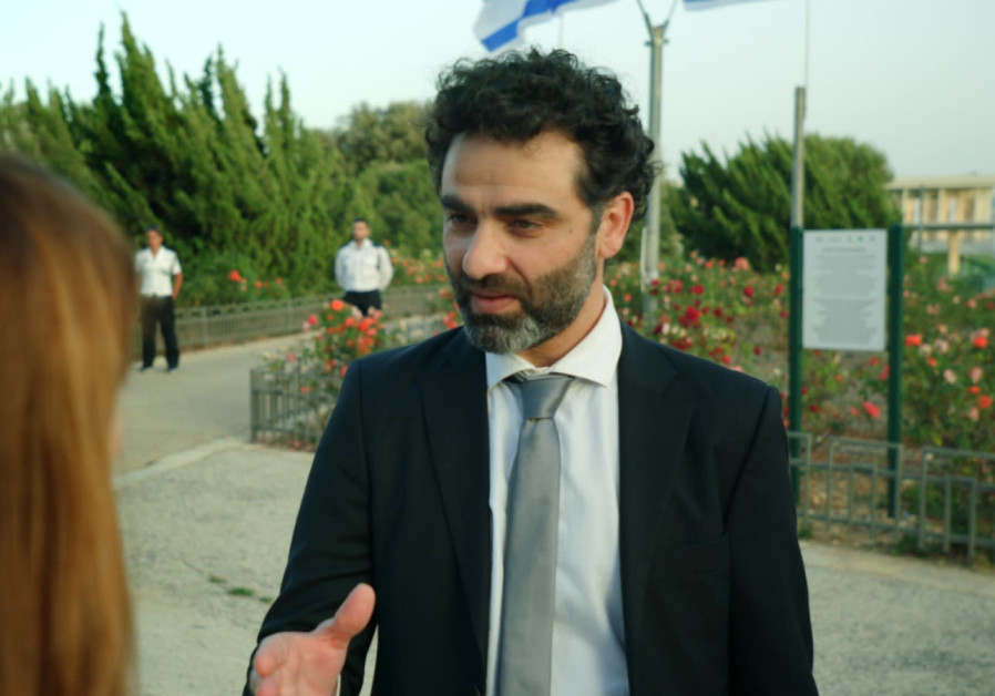 Suliman`s journey from Fauda` to Knesset to Nazareth