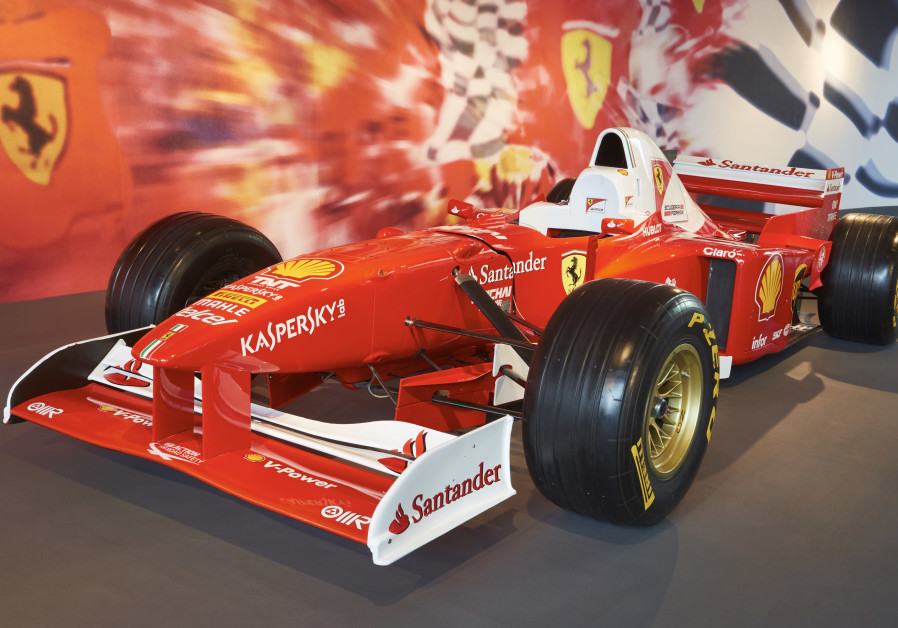 FERRARI WORLD Theme Park offers thrill-seekers Formula Rossa, the world's fastest roller coaster