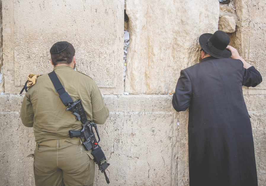 How can the Jewish people learn to sit with each other again - opinion