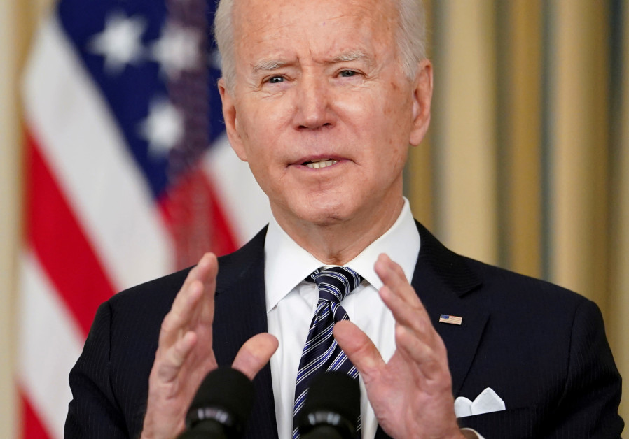 Biden: We must ensure the Holocaust can never be erased from our memories