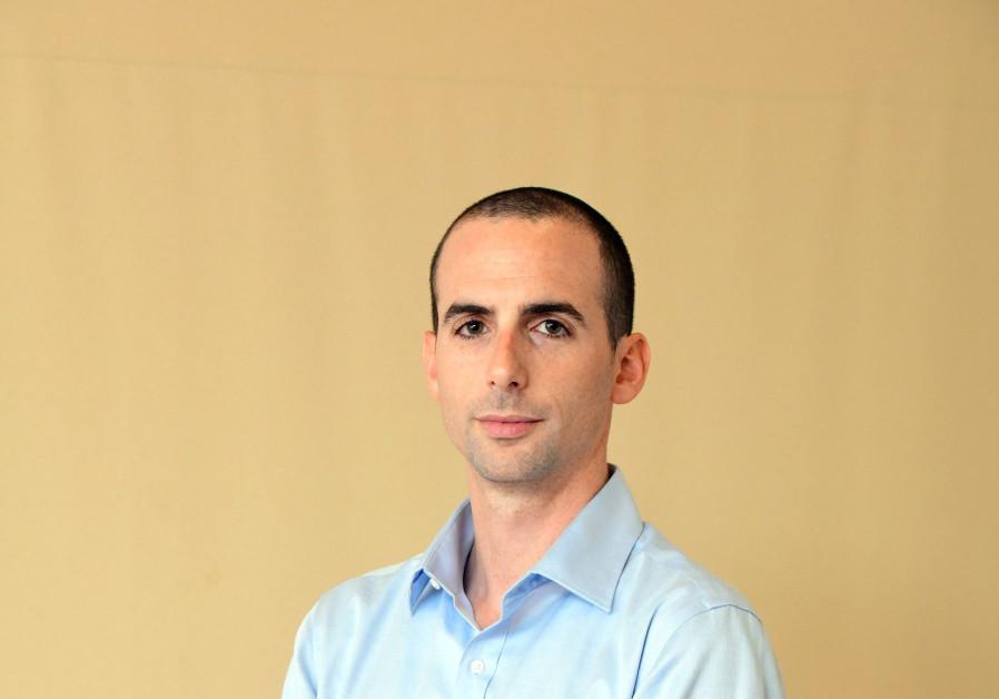 Director-general of the Israeli Congress for Judaism and Democracy, Adv. Gilad Wiener. (Credit: Yossi Zeliger)