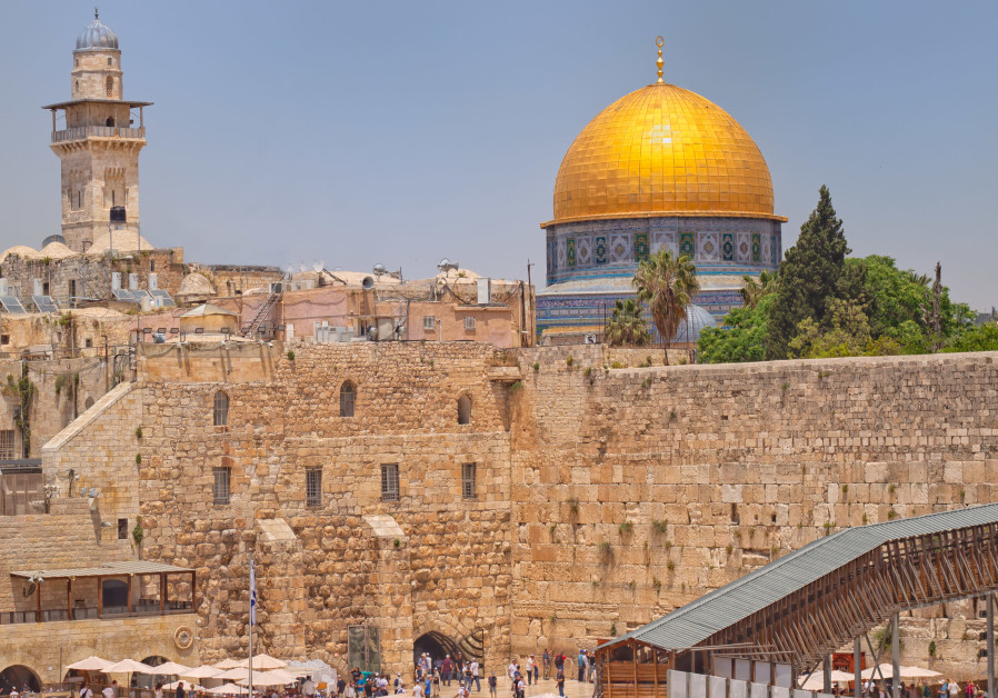 Passover murder on the Temple Mount