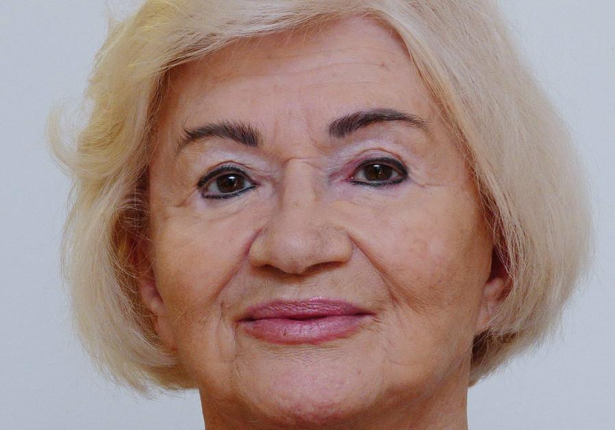 Halina Friedman (Courtesy)