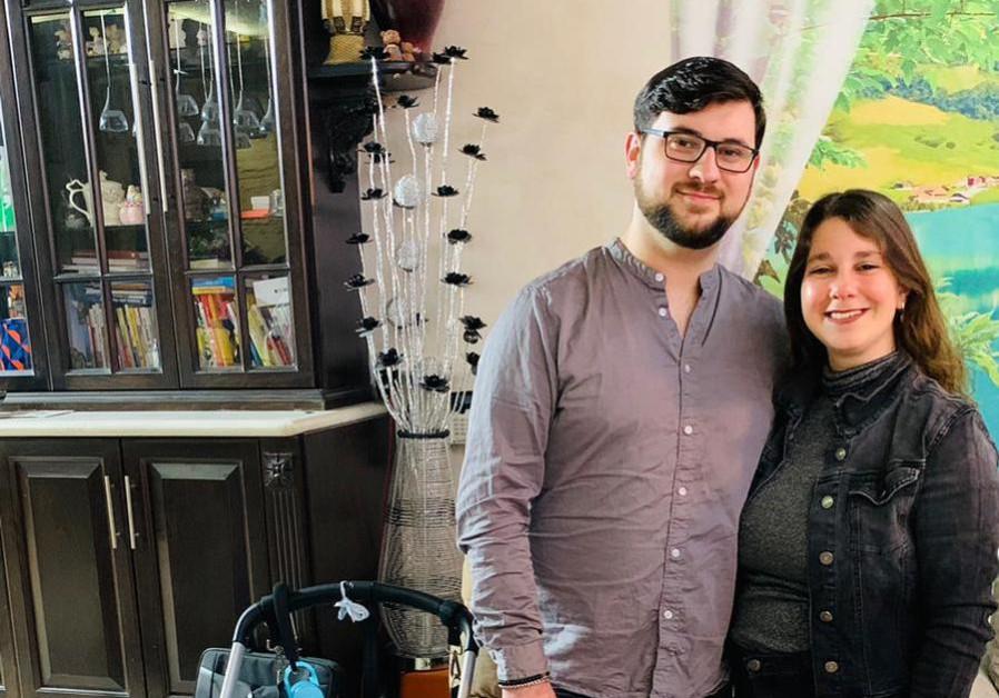 Anat & Shmuel Carmel. (Photo credit: The Carmel Family)