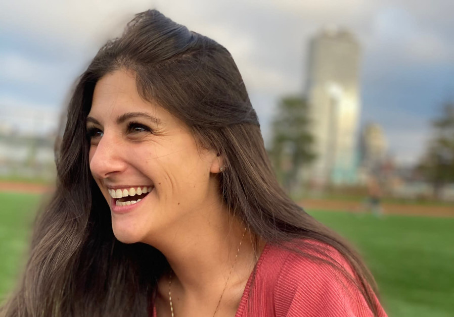 Ilanna Price, 27, was motivated to move to Tel Aviv from New York after she found herself stuck at home and with little work due to the Covid-19 pandemic. (Credit: PRICE)