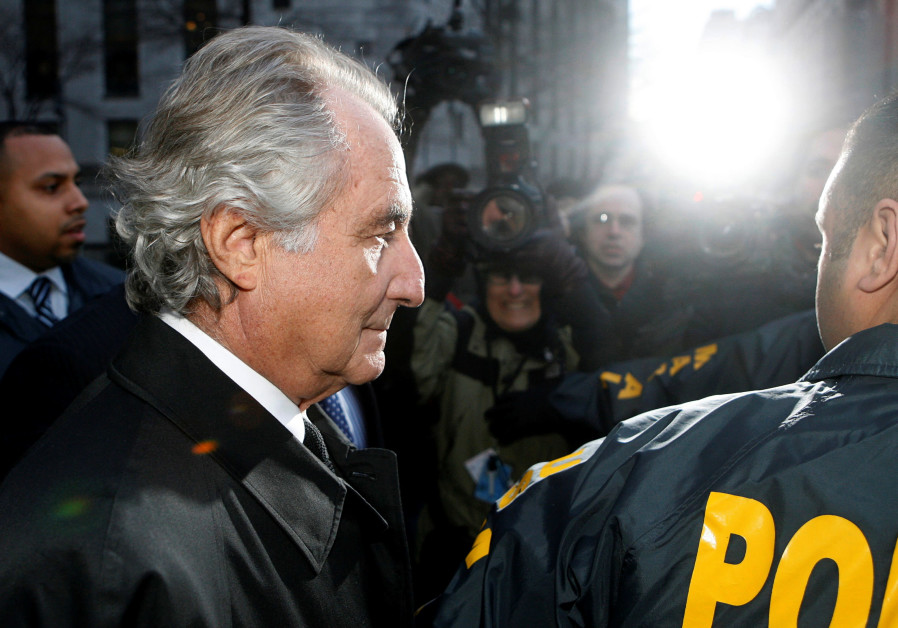 Scammer of the Tribe: Bernie Madoff ripped off Jewish orgs. around world