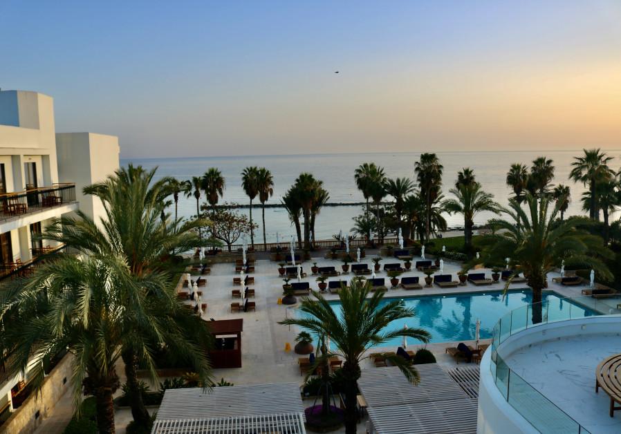 Anabelle Hotel in Paphos Cyprus (Photo Credit: Hadassah Brenner).
