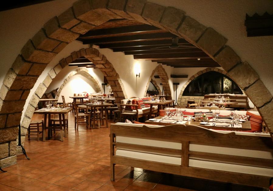 Mediterrraneo Italian restaurant (Photo credit: Hadassah Brenner).