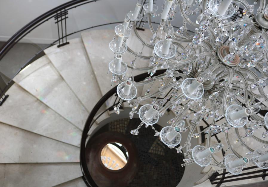 Almyra staircase (Photo credit: Hadassah Brenner).