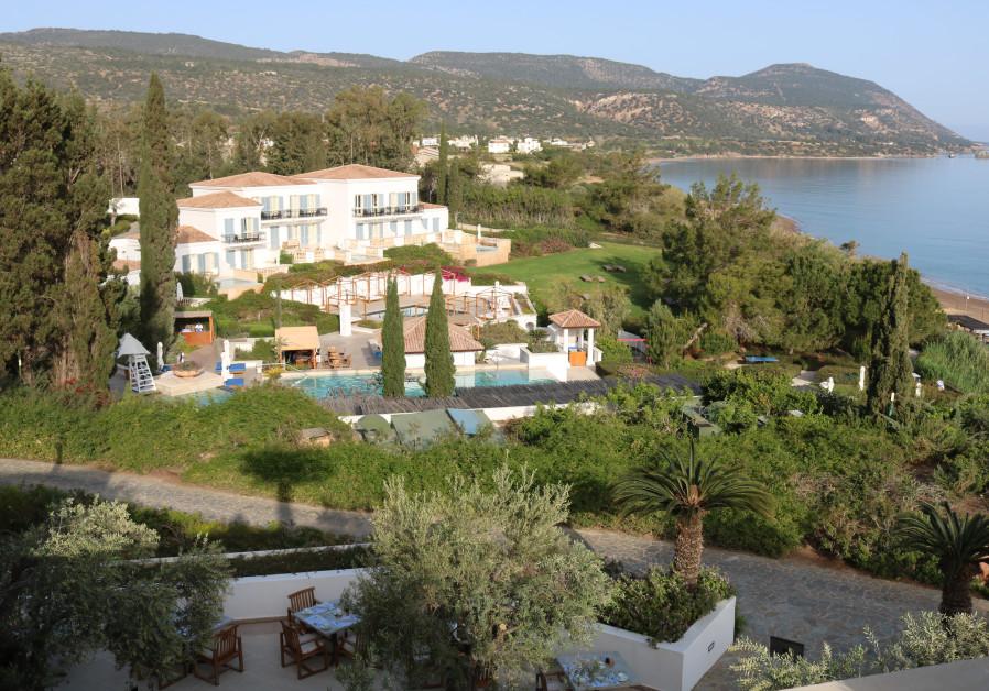Anassa resort (Photo credit: Hadassah Brenner).