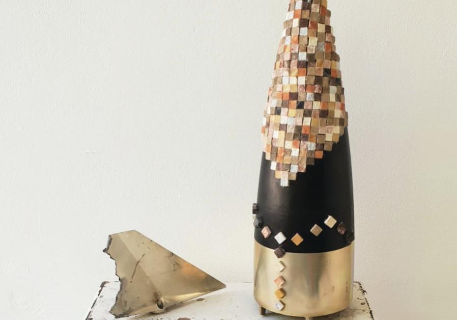 AVI MANA: Missile to mosaic (Credit: Courtesy)