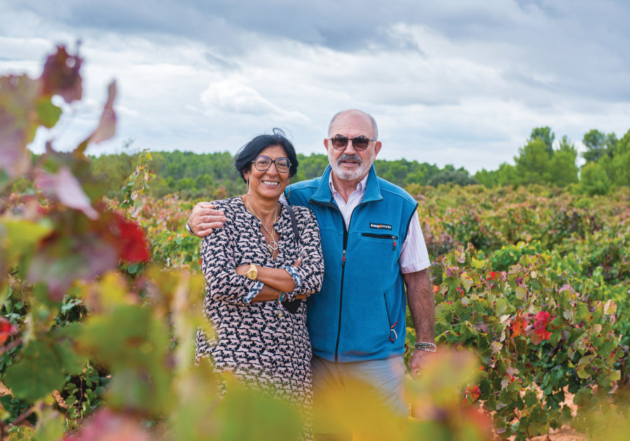 ANNIE MOLCO & Enrique Caracena-Murciano: Long-term vineyard owners became hands-on winemakers