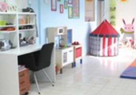 IKEA renovated daycare