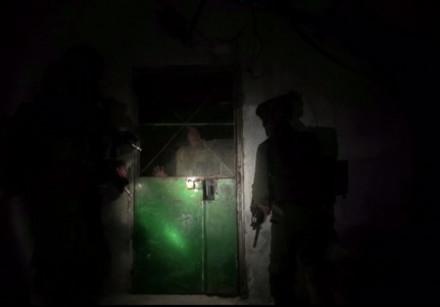 IDF operation in Jenin