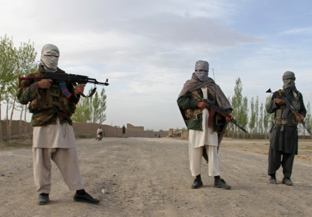 Members of the Taliban in Pakistan