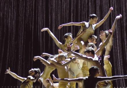 GAUTHIER DANCE COMPANY'S 'Nijinsky.'