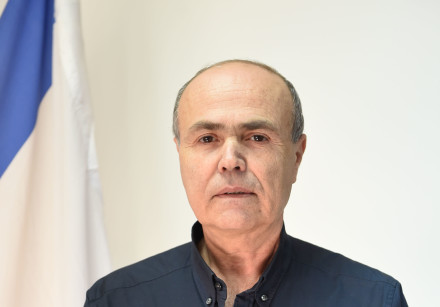 Abu Rokun is Minister of Defense Liberman's choice for as Coordinator of Government Activities in th