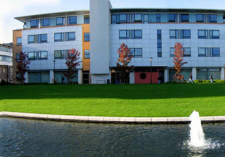 A building on the University of Warwick campus