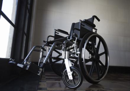 Wheelchair (illustrative)