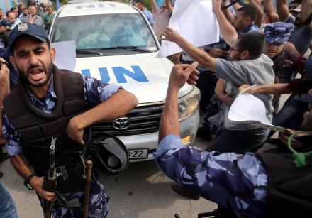 UN in Gaza