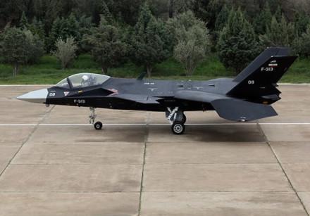 Iran Qaher-313 jet prototype
