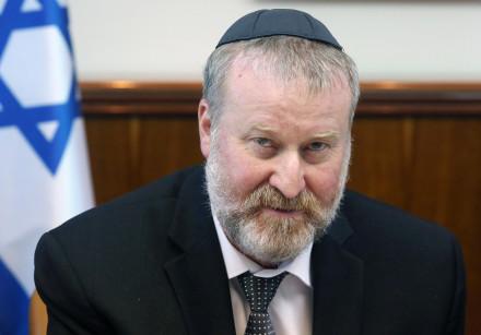 Attorney-General Avichai Mandelblit
