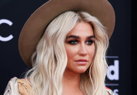 Kesha at the 2018 Billboard Music Awards, Las Vegas, 2018