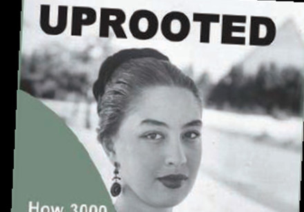 UPROOTED: How 3000 Years of Jewish Civilization in the Arab World Vanished Overnight Lyn Julius Vall