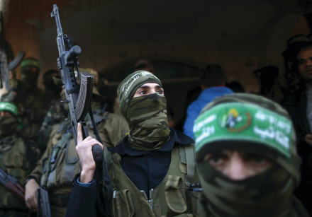 TODAY HAMAS is well-prepared in Gaza and it is hard to believe that there is a sector, certainly in