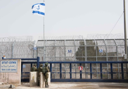 Crossing between Israel and Syria opened exclusively to UNDOF troops