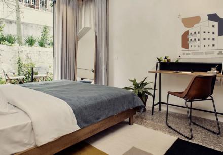 HOTEL SAUL – lodging in the heart of Tel Aviv